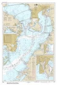 Noaa Chart 11452 Gulf Coast Catalog 6 Venice To Saint Lucie Inlet