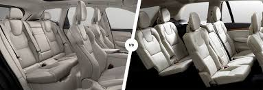 volvo xc60 vs volvo xc90 driving and engines