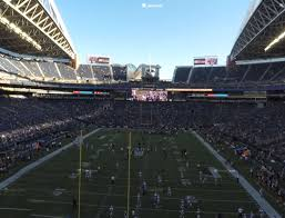 Seattle Seahawks Stadium Seating Chart Rows Centurylink Field Section 147 Seat Views Seatgeek