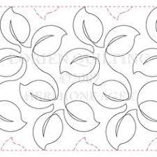 Tulip Festival $.015   Long Arm Quilt Patterns   Pinterest ... & lush leaves - L & R Designs Quilting - Adamdwight.com
