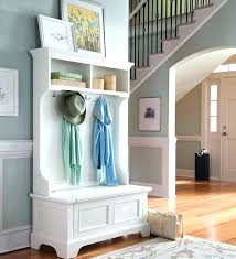 hall tree benches with storage hall tree bench with shoe storage entry bench with rack coat
