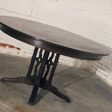 sold antique charles p limbert arts and crafts furniture co art deco dining table