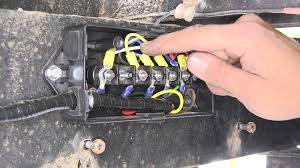 installation of the bargman 6 way molded connector cable installation of the bargman 6 way molded connector cable etrailer com