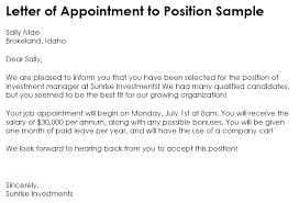 Sample Joining Letter Format As Offer Letter Format For Joining Best