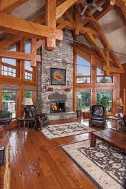 2072 Best Log And Timber Homes Images On Pinterest Log Cabins