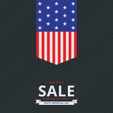 Memorial Day Decoration Illustration Template Download