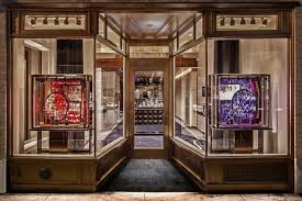hueb jewellery store by callison new york city retail design blog