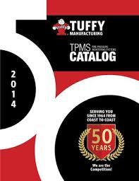 Dill Redi Sensor Application Chart Tuffy 2014 Tpms Catalog By Tuffymfg Issuu