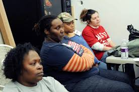 new york s women of steel narratively female students during a safety class at the nontraditional employment for women center an organization