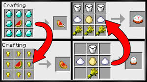 minecraft crafting. 10 Minecraft Crafting Recipes That Changed G