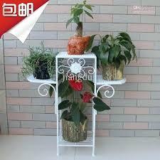 garden pot stands outdoor flower stands iron flower stand balcony flower outdoor flower flower pot tall
