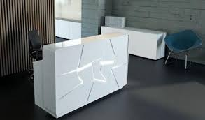 office reception table design. Unique Reception Desks Office Table Design E