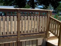 amazing deck railing plans