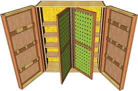 free plans building tool chest with wooden tool cabinet plans free