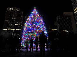 Empire State Plaza Christmas Tree Lighting Holiday Celebrations Galore In Albany Troy Sunday