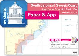 Nv Charts Reg 6 2 South Carolina Georgia Coast