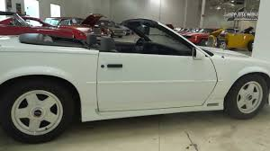 1992 Chevrolet Camaro Z28 Convertible for Sale - YouTube