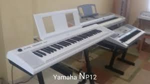 yamaha np12. yamaha np12 demo - teclas house yamaha np12