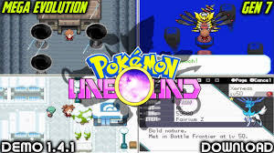 UPDATED] POKEMON UNBOUND VERSION | GBA ROM HACK WITH MEGA EVOLUTION,NEW  GRAPHICS, Z-MOVES & GEN 7! - YouTube