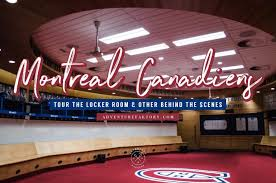 Visiting The Home Of The Habs Bell Center