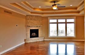 Modern Living Room With Fireplace 17 Best Ideas About Tv Above Mantle On Pinterest Corner Living
