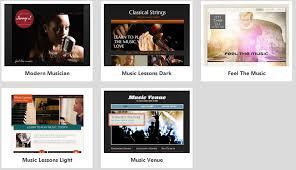 Godaddy Website Templates Adorable Godaddy Website Builder Templates For A Stunning Website