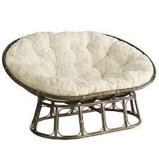 double papasan chair