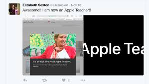 why apple teacher has changed my thoughts on badging dr so i want to encourage my preservice teacher education educational technology colleagues to consider doing apple teacher their students as a way to