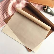 2020 Reusable Non Stick Baking Paper High Temperature Resistant Sheet Oven  Microwave Grill Baking Mat Oven Thickened Baking mats Baking Mats & Liners   - AliExpress