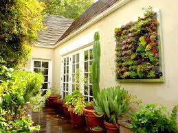 sustainable green vertical living walls