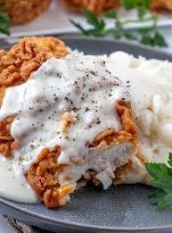 Using slotted spoon, transfer chicken to skillet. Chicken Fried Chicken Tornadough Alli