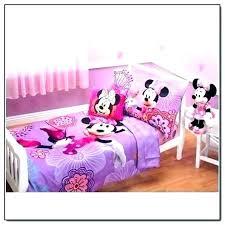 Minnie Mouse Bedroom Set Full Size Bedding Comforter Queen – Ekureci