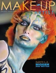 makeup artist magazine issue 91