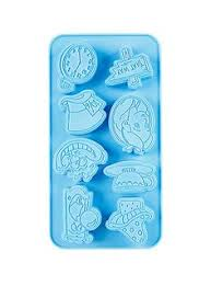 Decorative Ice Cube Trays Candy Molds Cute Ice Cube Trays Food that Deserves Attention 66