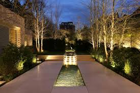 Landscape Lighting Santa Barbara How To Light A Water Feature In A Garden Landscape