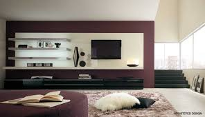 Tv Decorating Ideas Living Room With Tv Decorating Ideas On Wall In Corner And
