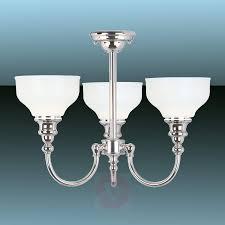 cheadle bathroom ceiling light three bulbs 3048149 01