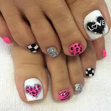 Cute Pedicure Designs Pin By Morgan Daniels On Finger Nail And Toe Nail Designs In