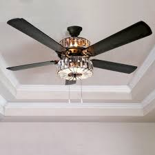 home interior modest fancy ceiling fans with crystals chandelier l i h 57 from fancy ceiling fans