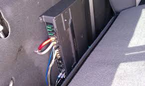 rockford fosgate's or polk audio? nissan titan forum Wiring Kenwood Kac 9105d rockford fosgate's or polk audio? how to wire kenwood kac 9105d