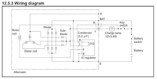 hitachi yanmar alternator machine sensed or battery sensed click image for larger version hitachi lr180 03c wiring diagram