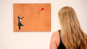 Banksy says self-destructed artwork should have shredded more