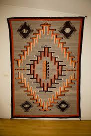 100 year old navajo rug