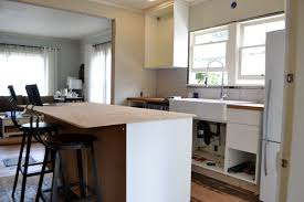 modern kitchen island installation ikea cabinet cost back panel