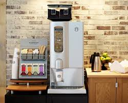 office coffee bar. In The Past, Coffee Station At A Typical Office Consisted Of Regular Coffee, Decaf Tea And Maybe Hot Chocolate If You Were Lucky. Bar C