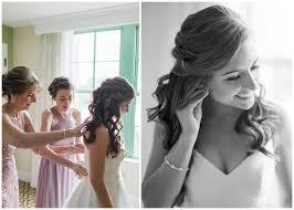 wedding dress style hair and makeup ta