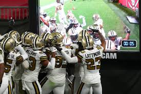 Divisional round second half open thread. Saints Make Statement In 38 3 Rout Of The Bucs Canal Street Chronicles
