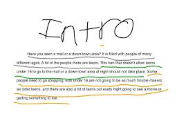 Good Introduction For An Essay Image Titled Write An Essay