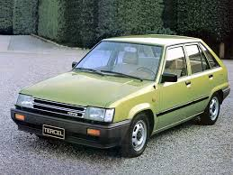 1986 Toyota Tercel - Information and photos - MOMENTcar