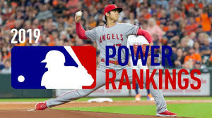 2019 Mlb Power Rankings Updated